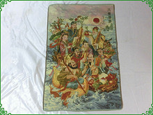 цены на The religious activities of The Eight Immortals Crossing the Sea Thangka arts and crafts в интернет-магазинах