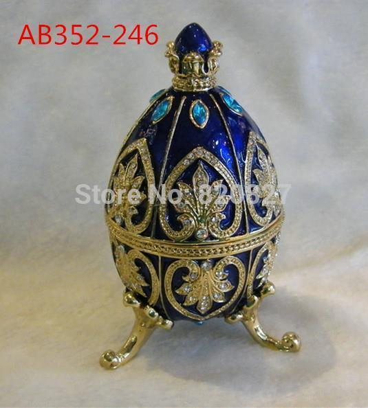 Design Toscano Alexander Palace Faberge-Style Nevsky Enameled Egg in Rich Ebony Factory Sale Egg online