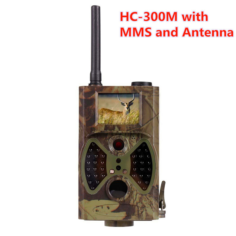 wildlife infrared hunting trail camera HC300M 12MP MMS GSM GPRS SMTP photo traps camera for hunting wild camera hc300m Thermal camouflage camera hc 300a scouting hunting camera 12mp 1080p hd digital wildlife trail camera infrared photo traps for hunting