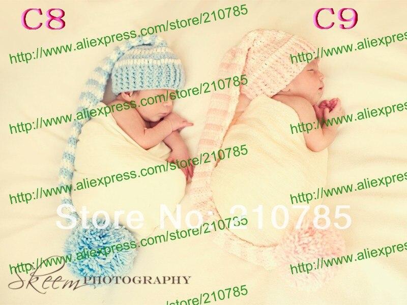 nouveau-né - 1 an CHAPEAUX de bébé taille 1 3 100/% coton peigné bleu ciel lumière