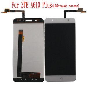 Image 1 - For ZTE Blade A610 Plus LCD Display Touch Screen Digitizer Assembly For ZTE Voyage Blade A610 Plus Screen LCD Free Tools