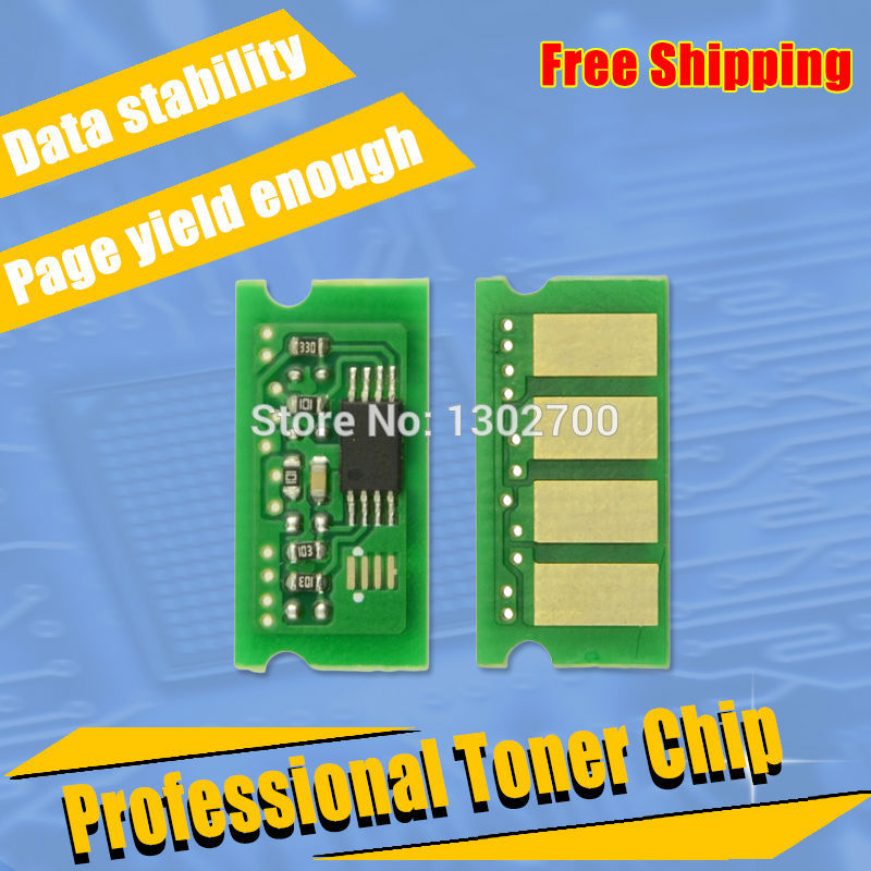 406465 406522 Toner Cartridge Chip For Ricoh  Aficio SP 3400 sp3400 3410 sp3510 3510 sp3500 3510SF 3500 refill reset counter аксессуар держатель twelve south hirise v2 для apple iphone ipad silver 12 1624