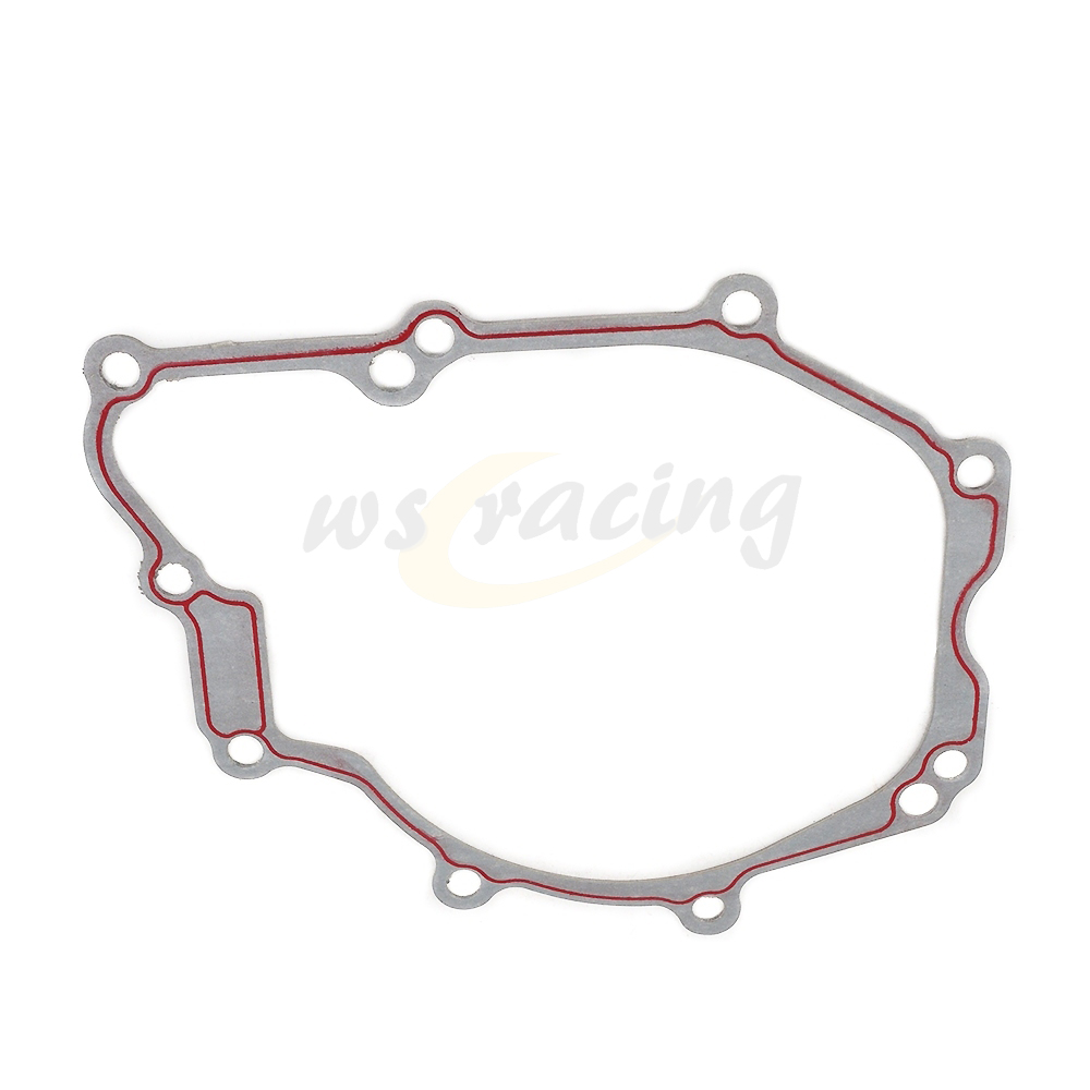 Motorcycle Stator Engine Cover Gasket For YAMAHA YZF R6 2003-2005 R6S 2006-2009 FZ6 2004-2009 FZ6R 2009-2016 motorcycle brake clutch cable for yamaha yzf r6 r6 1999 2005 yzf r6s r6s 2006 2008 yzf r6