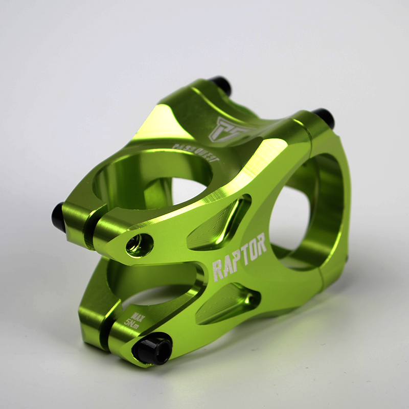 PASS QUEST Bicycle Stem AM DH FR DJ TR Mountain DIRT JUMP TRAIL BIKE Short Stem Parts Of Bicycle 35mm цена
