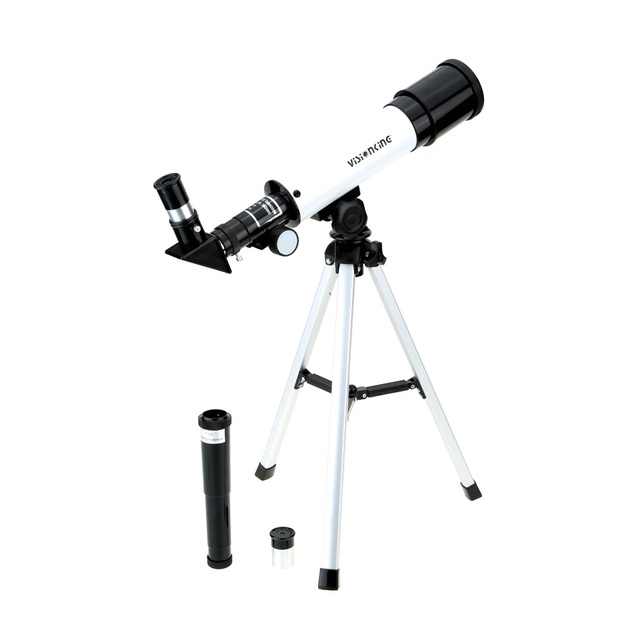 High Quality F36050 Refractive 60/50mm Astronomical Telescope Monocular Telescope Wide Angle Powerful Zoom Telescope with Tripod