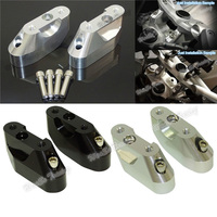Motorcycle Handlebar Rise Up 28mm Movers Back 25mm Bracket Kit For BMW R1200RS R1200 RS 2015
