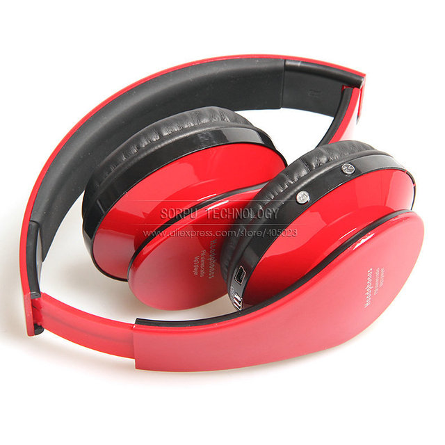 EB203 Super Bass Stereo Bluetooth Headset