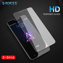 SMORSS 2 PCS Phone Protection Film for XiaoMi RedMi 4A HD Tempered Glass Full Screen Films Anti-fingerprint Anti-burst