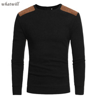 fashion 2017 mens sweater casual knitted sweaters hip hop pullover clothing