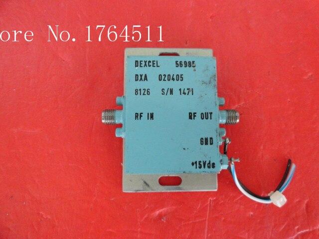 [BELLA] Supply 8126 15V SMA Amplifier