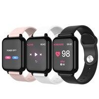 B57 Frauen Smartwatch 1 3 IPS Herz Rate Monitor Blutdruck Smart Uhr Y77 wasserdichte smart armband B57C SmartBand