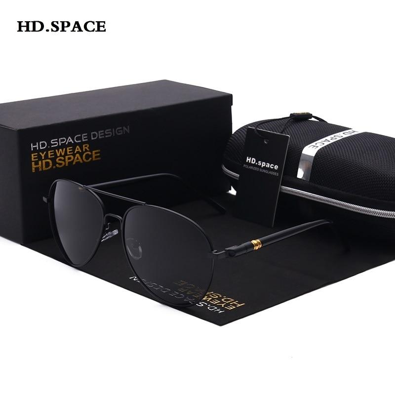 Klassische polarisierte Sonnenbrille Männer Vintage-Mode-Stil Lentes - Bekleidungszubehör - Foto 2