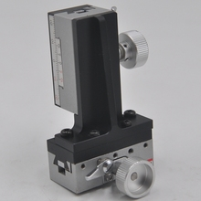 TAR-25504L Sigma YZ axis manual displacement lifting precision dovetail slot fine adjustment slide table 25 * 50mm copper