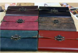 Image 4 - Vintage Antique Leather Journal Handmade Buffalo Travel Diary   Classic Soft Leather Bound Writing Notebook