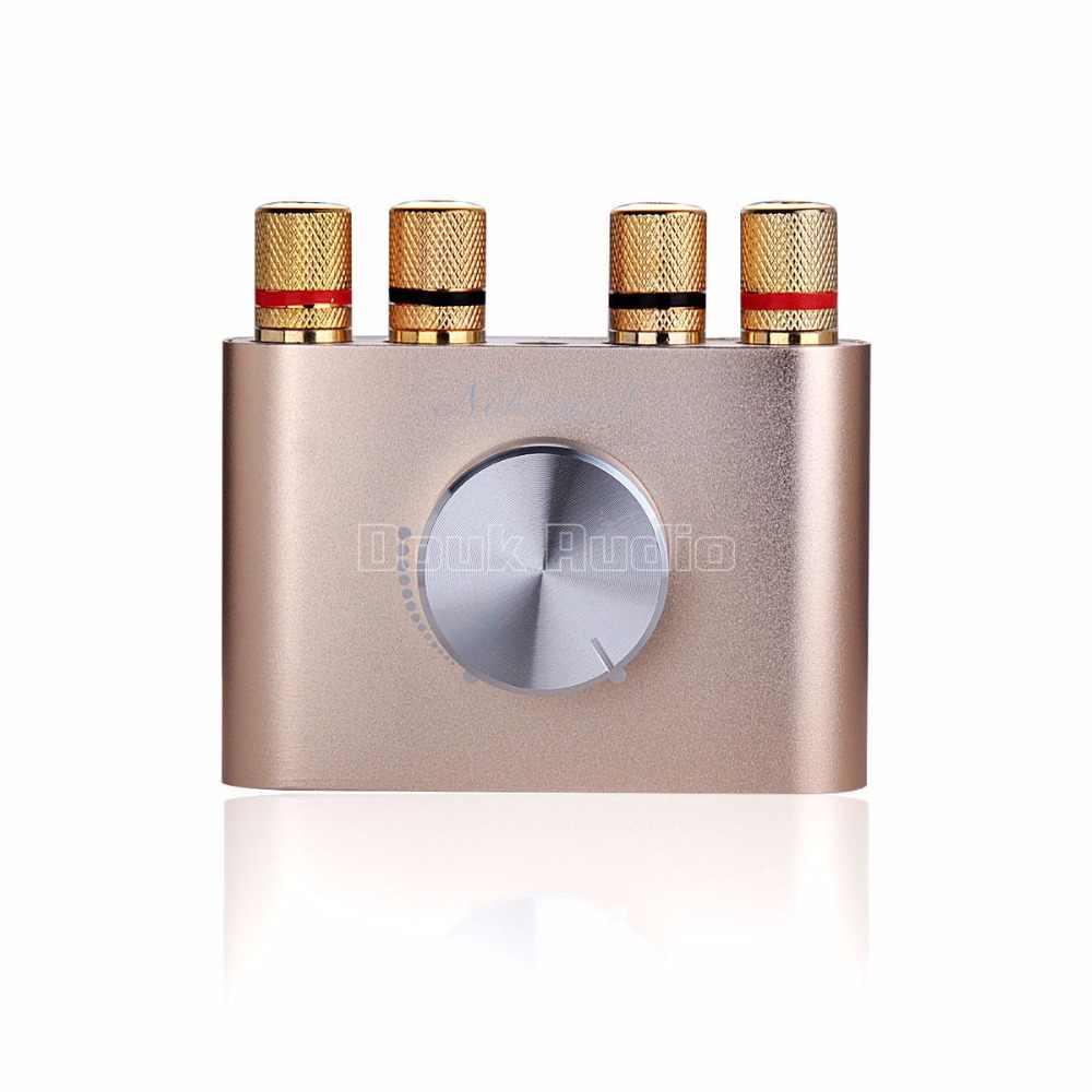 2018 Новый Nobsound f900 Супер Мини Bluetooth Hi-Fi TPA3116 цифровой усилитель стерео 2,0 канала 50 Вт * 2 Мощность Amp Бесплатная доставка