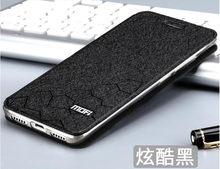Xiaomi mi6 case высокое качество бизнес-серии pu кожа case для xiaomi mi6 m6 6 флип mofi марка обложка #0412