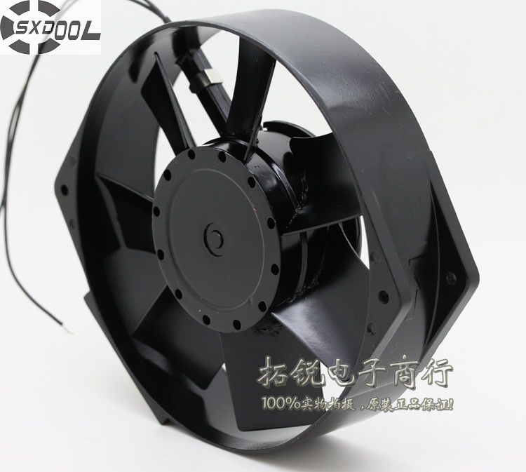 все цены на  SXDOOL 7956X 17cm 175*150*38mm 200V 50/60HZ Full Metal industrial cooling fan  онлайн