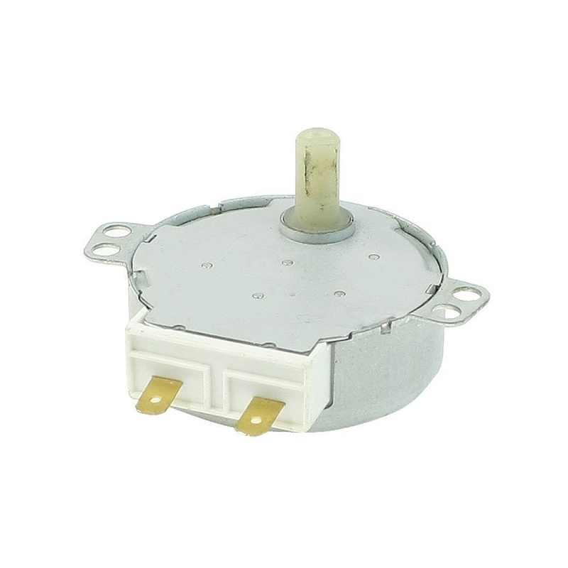 hot sale CW / CCW 4 W 5 rpm, microwave oven turntable motor synchronous AC 220 V / 240 V