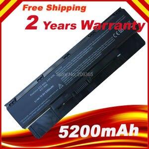 Image 2 - 4400mAh Bateria Do Portátil Para ASUS N46 N46V N46VJ N46VZ N46VM N56 N56D N56DP N56V N76 N76V N76VJ A31 N56 A32 N56 A33 N56 A32 N46