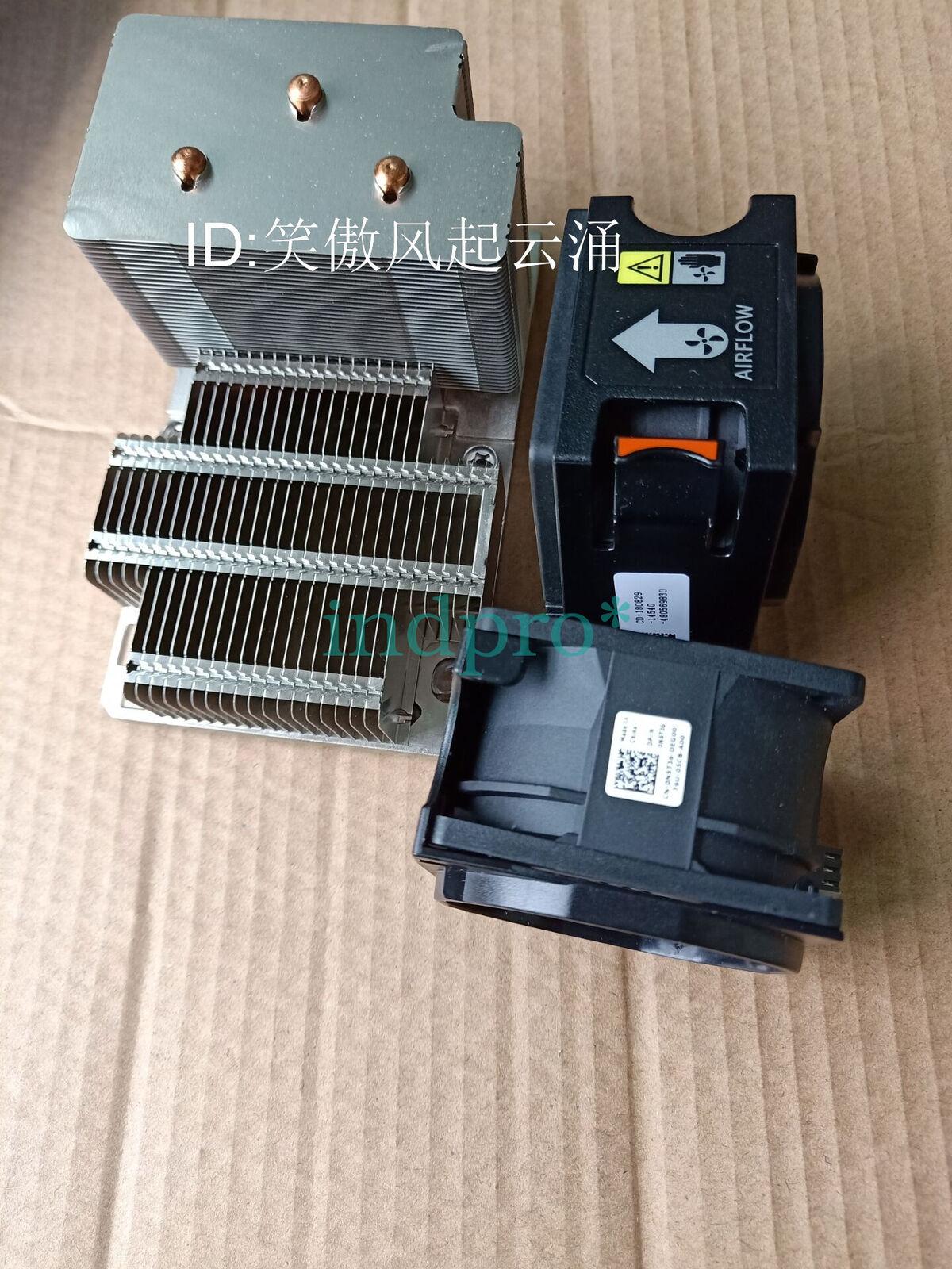Convient pour Dell server R740 R740XD refroidisseur de processeur 0TRJT7, ventilateur 0N5T36, clip 0 XPDVP