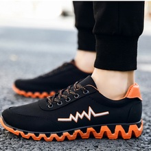 Top quality Men Shoes New 2017 Hot Spring Canvas Me