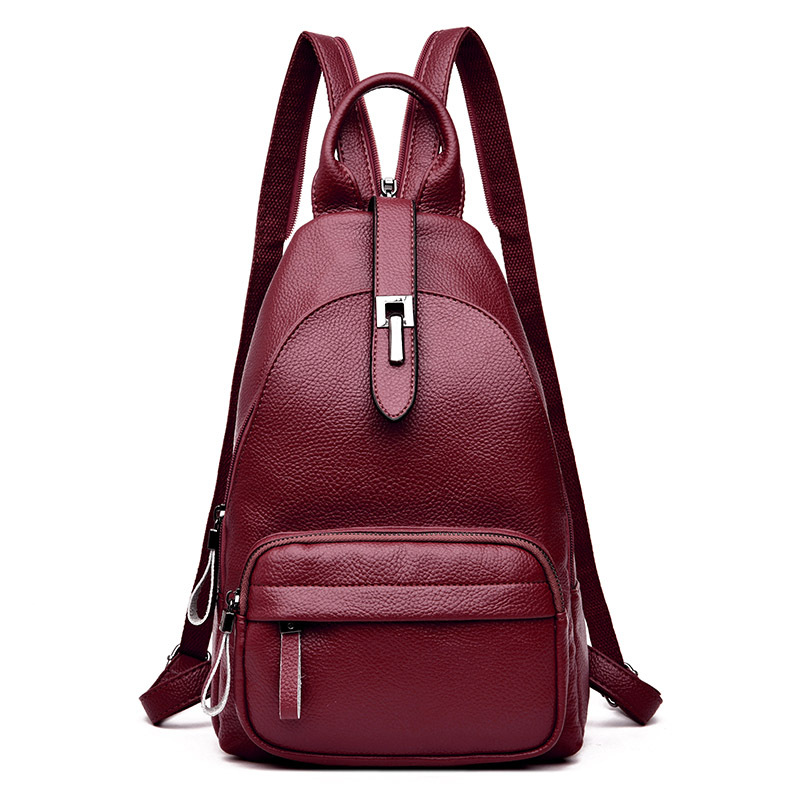 все цены на 2018 Fashion Casual High Quality Women Backpack School Bags For Teenagers Girls Leisure Backpacks Female Herald Mochila Rucksack