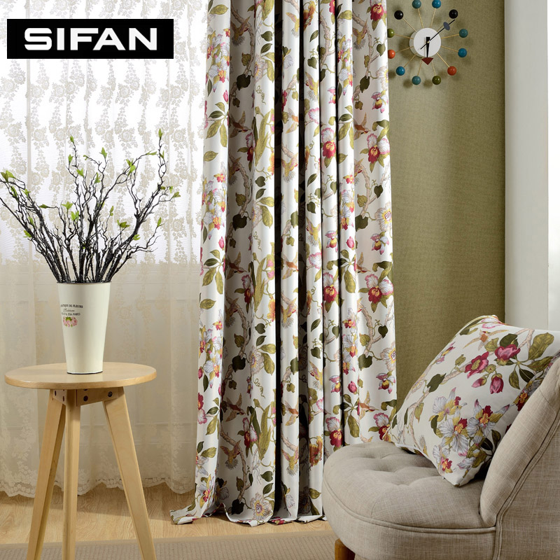 Online Get Cheap Fancy Living Room Curtains Alibaba Group
