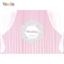 Фоны для свадебной фотосъемки yeele муслиновый фон с изображением
