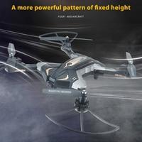 2.4G 4 Axis Aircraft RC Avião Dobrável Brinquedos Que Voam com Luz Da Câmera 0.3MP 720 P Helicóptero RC Helicóptero Voando Brinquedos para crianças