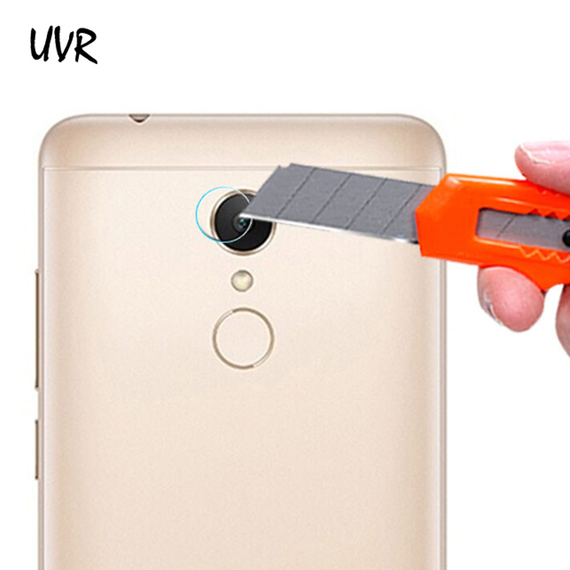 UVR 2PCS For Xiaomi Redmi 5 Plus Soft Back Camera Lens Tempered Glass Screen Protector Film For Xiaomi Redmi 5 Camera Lens Glass