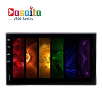 Dasaita 7 Android 6 0 Car GPS Player For Nissan Universal With Octa Core 2GB Ram