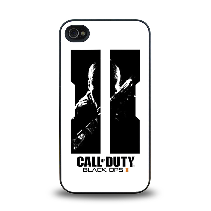 Call Of Duty Cod Black Ops 2 Poster Design 9 Mobile Phone Battery Case Cover For Iphone 4 4s Cases Covers Plastic Phone Cases Phone N79 Phones For Cheap Pricephone Seal Aliexpress