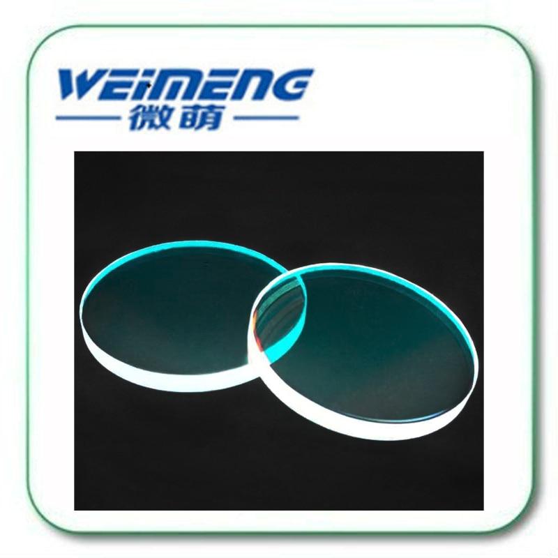 2018 Weimeng Top Venta Directa oferta especial 25*3mm 1064nm K9 Material 45 grados Plano láser Reflector para la máquina de corte - 2