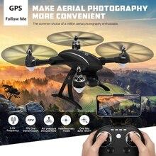 Novo GPS RC Quadcopter Drone 300 m 720 p WIFI Câmera Grande-Angular HD Fixo Altura Ajustável Folding Remoto controle de quatro eixos zangão
