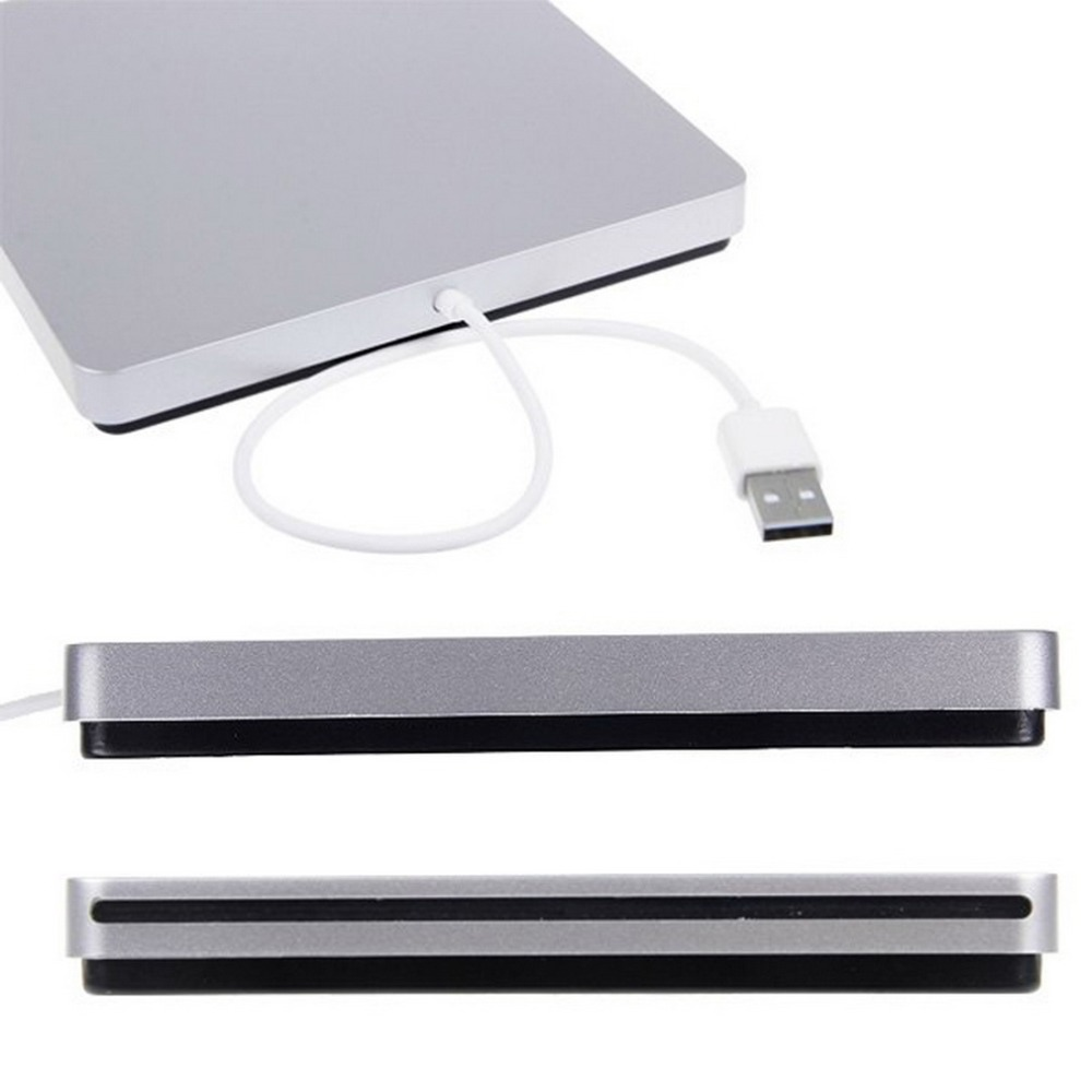 USB External Slot in DVD CD Drive Burner Superdrive for Apple MacBook Air Pro Top Quality