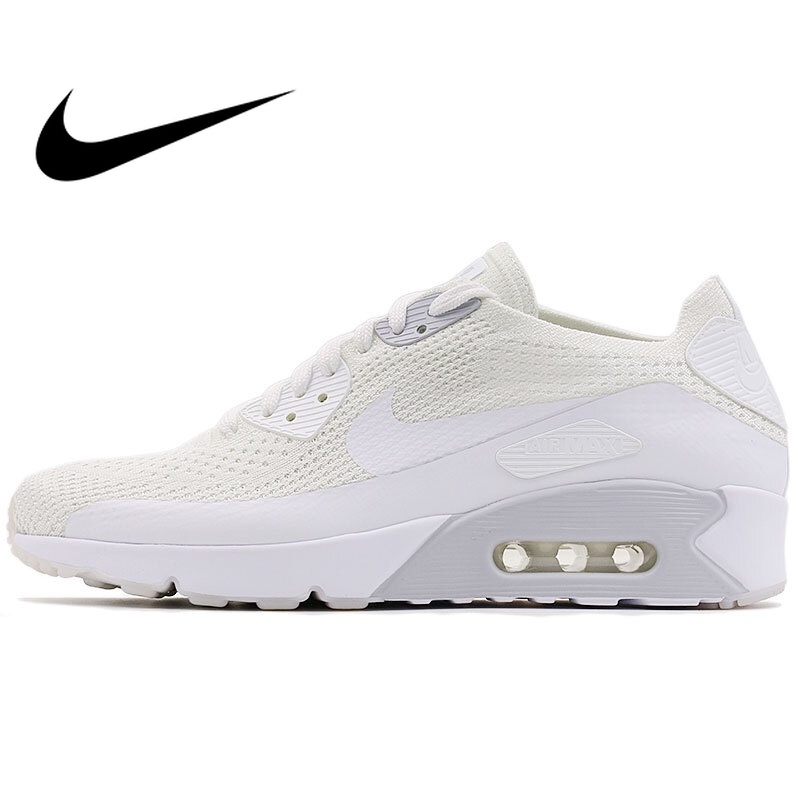 Chaussures de course NIKE AIR MAX 90 ULTRA 2.0 FLYKNIT pour hommes chaussures de course Nike chaussures hommes respirant amorti haut bas 875943Chaussures de course NIKE AIR MAX 90 ULTRA 2.0 FLYKNIT pour hommes chaussures de course Nike chaussures hommes respirant amorti haut bas 875943