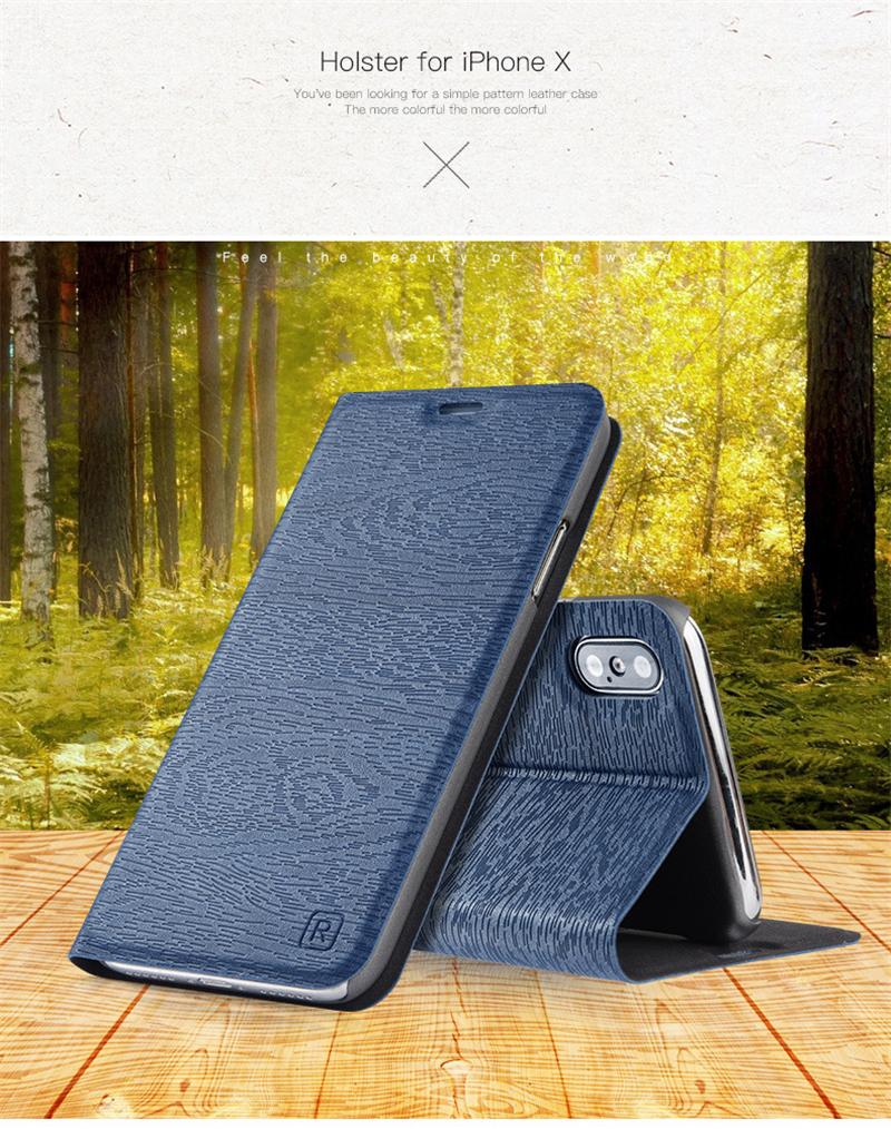 HTB1aPd1l5MnBKNjSZFzq6A qVXaW For iphone XR X XS MAX 10 6 6s 7 8 Plus Leather Case for Apple iphone 5 5s SE PU Flip cover card slot stand