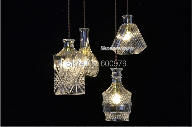 Aliexpress buy hot selling modern lamp clear glass pendant hot selling modern lamp clear glass pendant light aslo for wholesale 4 piece aloadofball Gallery