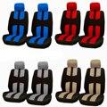 Универсальные чехлы для передних сидений автомобиля  защитный чехол  моющийся  для внедорожников  грузовиков  автобусов  2  чехлы на подголо...