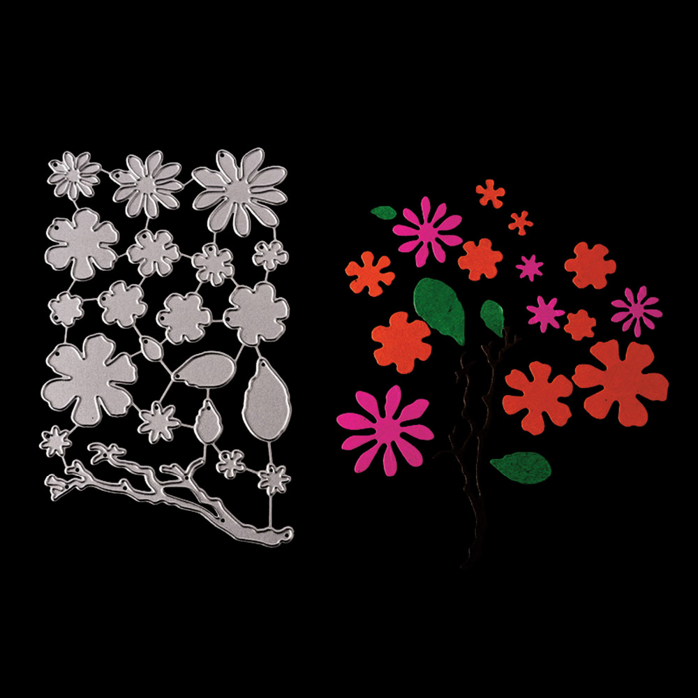 Steele S Christmas Tree Farm: Aliexpress.com : Buy Metal Carbon Steel Tree And Flower