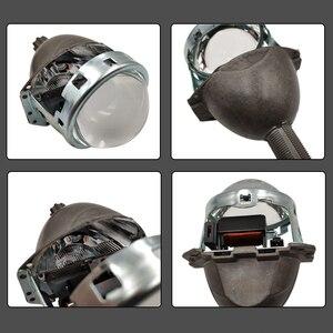 Image 4 - SZDS 自動ヘッドライト 3.0 インチバイキセノンプロジェクターレンズ小糸製作所 Q5 ロスレスインストール非破壊レトロフィット H1 h3 H4 H7 H11