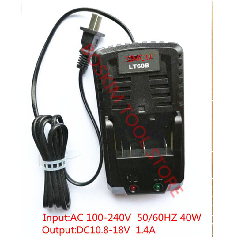 charger replacement for bosch charger al1860cv al1814cv al1820cv li ion battery 10 8v 14 4v 18v