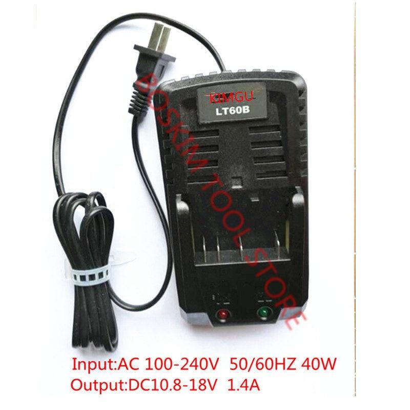 Charger Replacement For Bosch Charger AL1860CV AL1814CV AL1820CV Li-ion Battery 10.8V 14.4V 18V 2 607 225 433  BC660