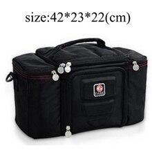 43L/21L Hohe qualität Wasserdichte picknick-mittagessen-beutel isolierte Tragbare Stoff Thermische Kühltasche Große Volumen Aufbewahrungstasche