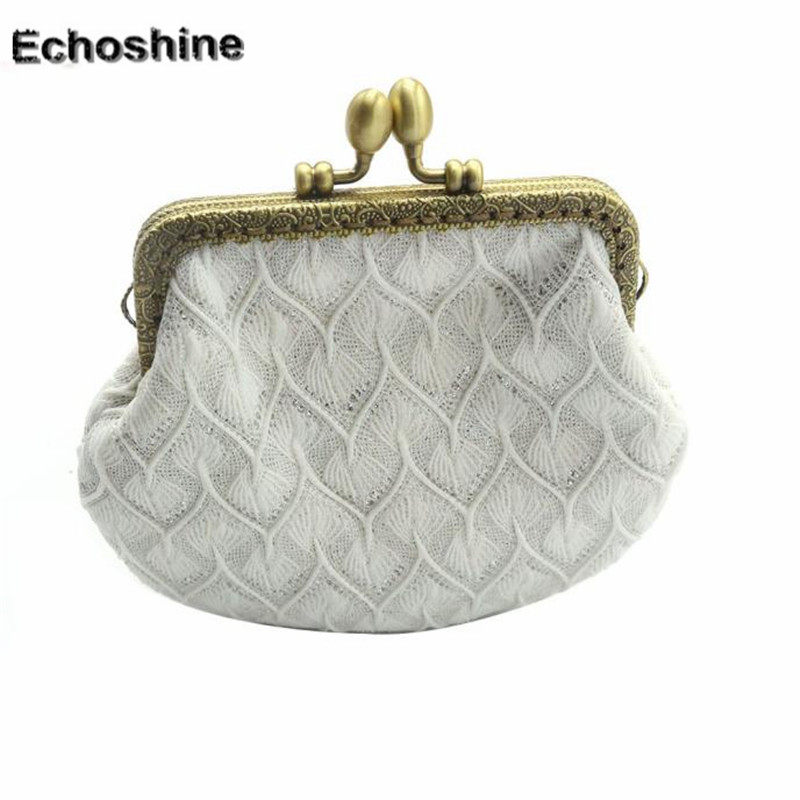 2016 new fashion Women Lady Retro Vintage Small Wallet Hasp Purse Clutch Bag gift wholesale high quality A0000