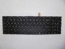 Laptop Keyboard For MSI GS60 GS70 GT62 GT72 GS72 GS62 V143422BK2 UI S1N-3EUS219-SA0 V143422BK1 S1N-3EUS217-SA0 V143422AK1 SP FR