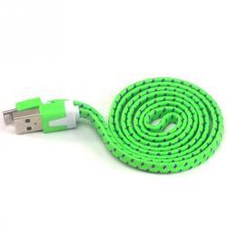 1 м/2 м/3 м Электронный Дата кабель V8 разъем 3 фута веревка Micro USB зарядный кабель для синхронизации данных для сотового телефона плоский провод...