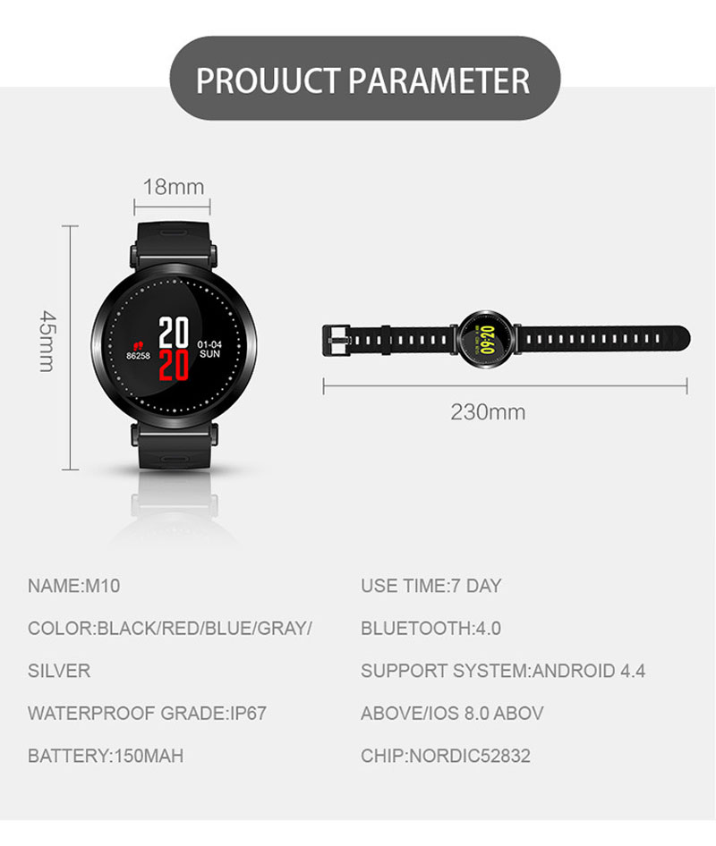 RACAHOO-New-Color-Screen-Smart-Watch-Heart-Rate-Blood-Pressure-Sleep-Monitoring-Waterproof-Bluetooth-For-Android-IOS0111