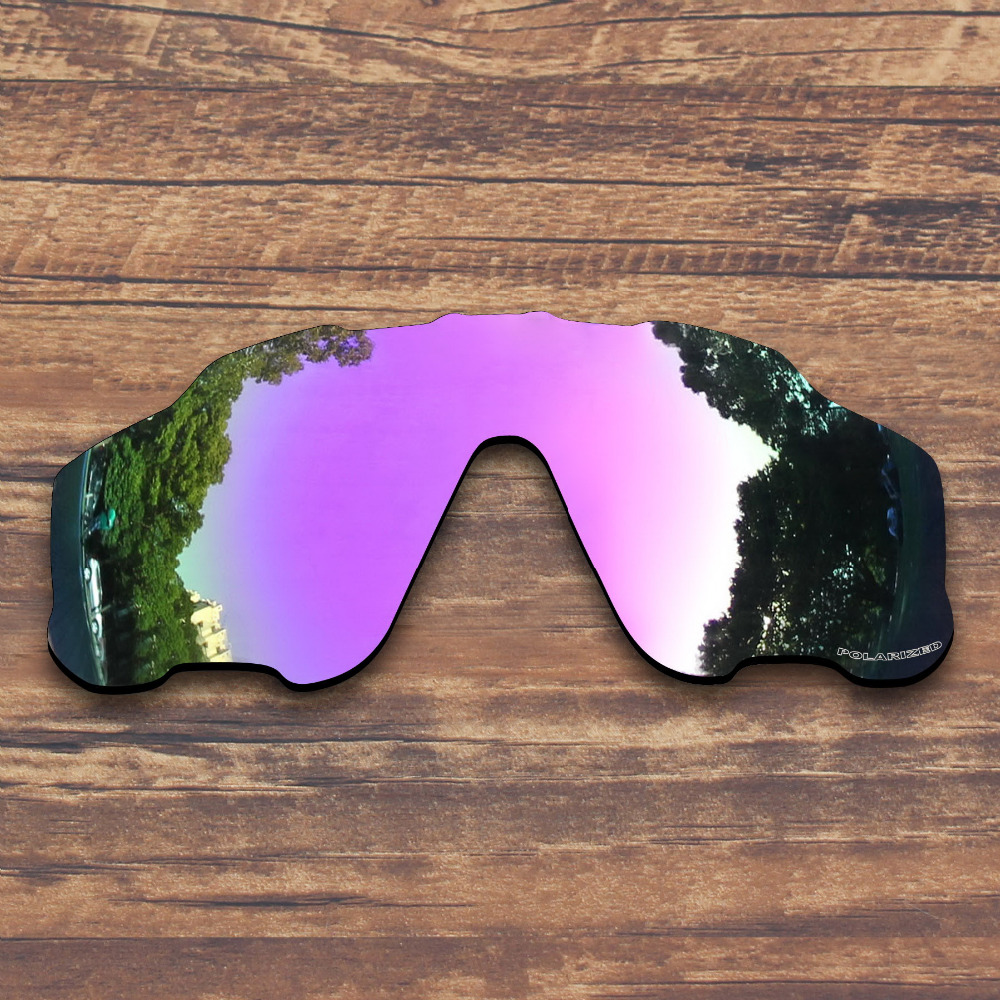 28ca412b408 ToughAsNails Resist Seawater Corrosion Polarized Replacement Lenses for  Oakley Jawbreaker Sunglasses Purple Mirrored (Lens Only)-in Accessories  from Apparel ...
