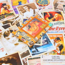 32pcs/set vintage movie star style poster drawing post card